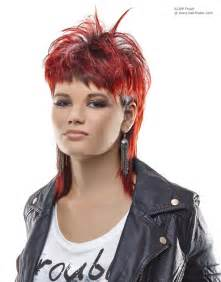 pictures of mullet haircuts for women picture 2