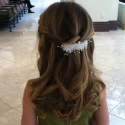 communion hair picture 9