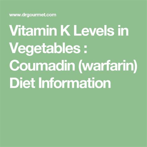 coumadin and diet picture 11