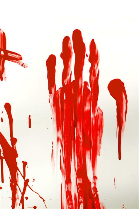 el movements with blood on them picture 8