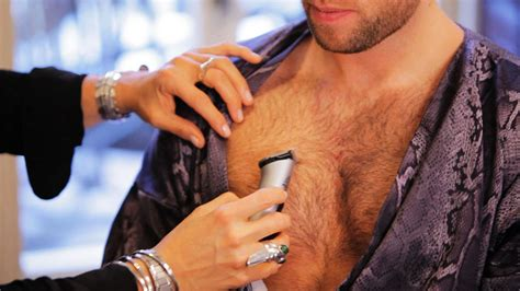 trim pubic hair men picture 1