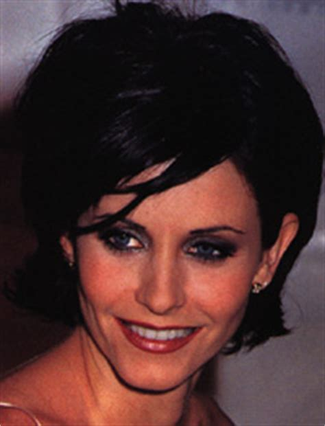 courtney cox - short hair picture 17
