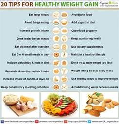 fast weight gain diets picture 15