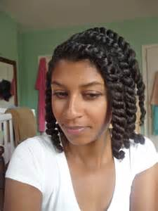 natural hair curly twist picture 6