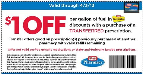giant eagle coupon transfer prescription picture 2