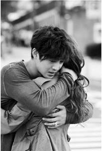 how to hug him tightly and feel his picture 1