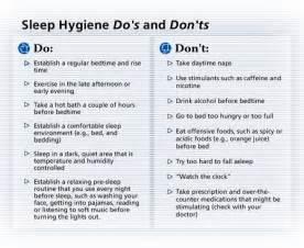 sleep hygiene picture 3