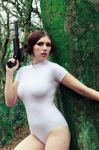 princess leia breast expansion picture 3