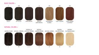 clariol hair color chart picture 14