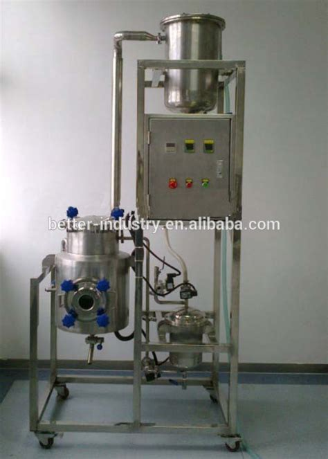 steam distillation essential oil extractor parts picture 8