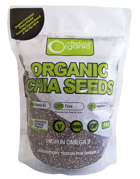 organic chia seed picture 5