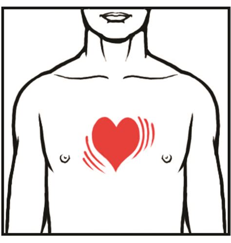 fast heart beat and thyromine picture 1