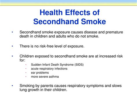 secondhand smoke effects picture 9