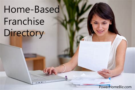 franchise home business picture 5