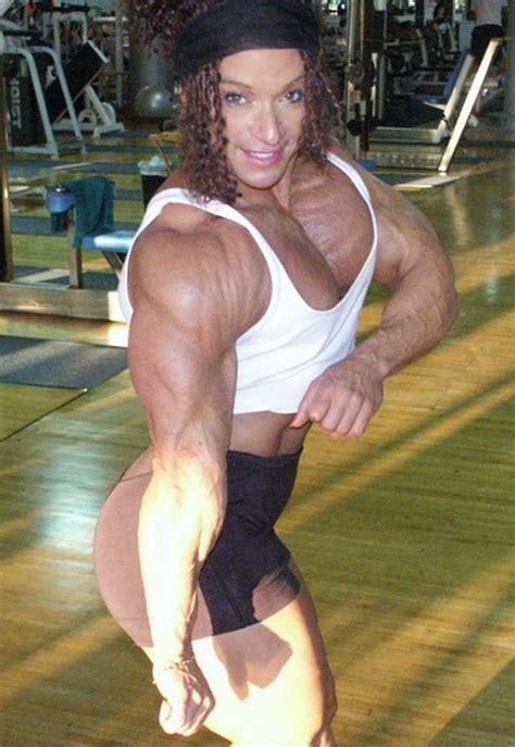 colettes bodybuilder pecs picture 7