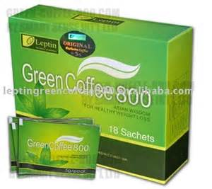 green coffee drinks picture 5