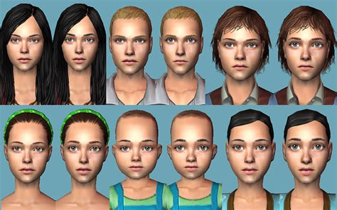 sims 2 realistic skin picture 5
