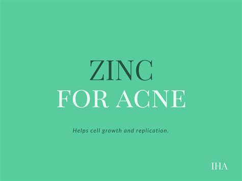 can zinc oxide cause acne picture 14