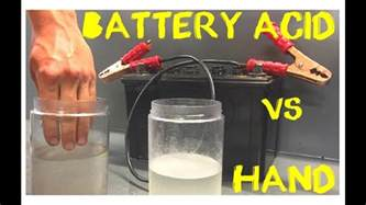 how to treat battery acid on the skin picture 1
