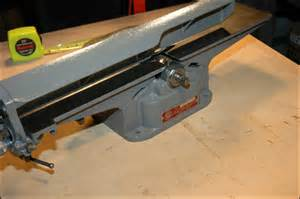 sears craftsman jointer/planer 21768 picture 21