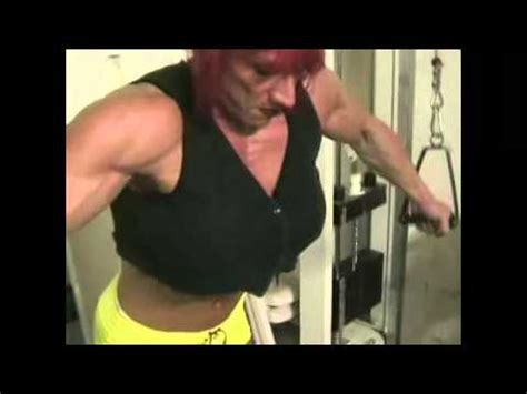 fbb wrestling domination women muscle kathy connors picture 13