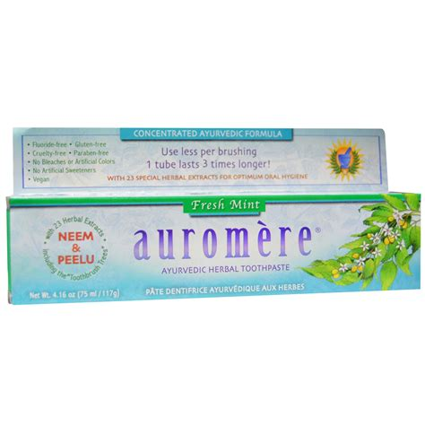 auromere herbal toothpaste picture 7