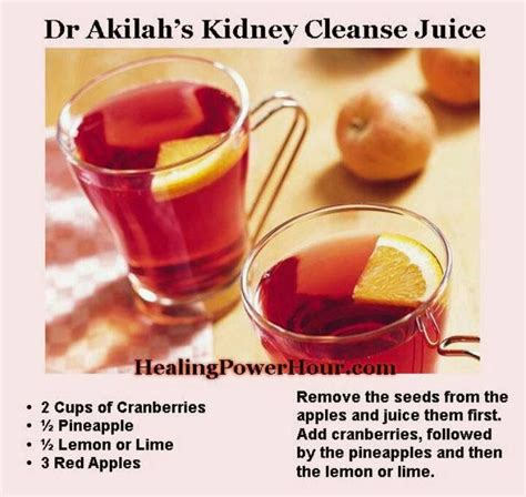 body cleanse with cranberry juice picture 11