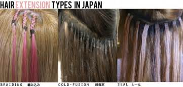 cold fusion hair extensions picture 1