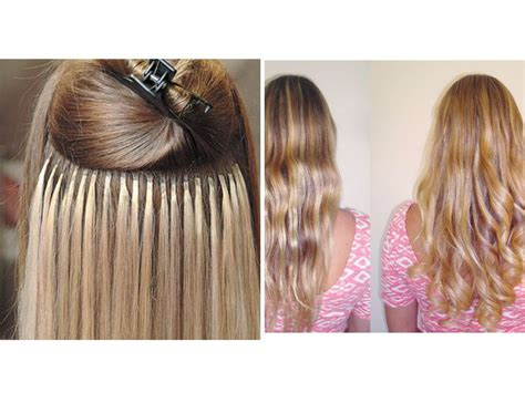 caucasian hair extensions picture 2