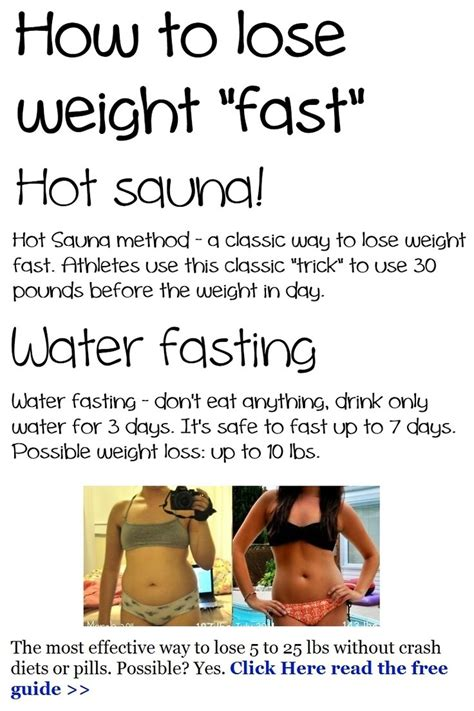 how are water pills effective in permanent weight loss picture 1