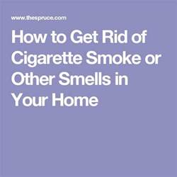 getting rid of smoke smell picture 6