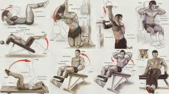 ab muscle exercise picture 17