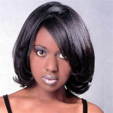 at home black hair style picture 11