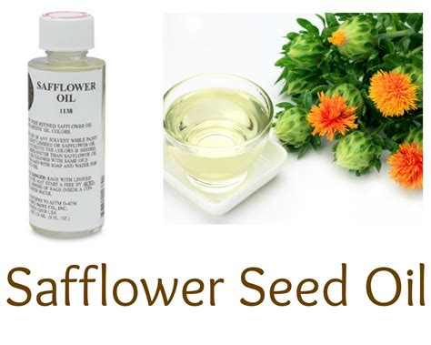 safflower oil for frizzed hair picture 6
