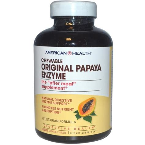 american health papaya digestive enzymes picture 10