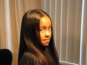 how to straightin african american hair with a flat iron picture 4