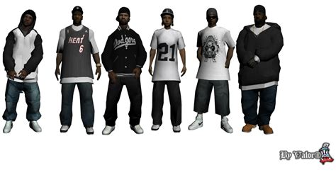 san andreas grove skin picture 13