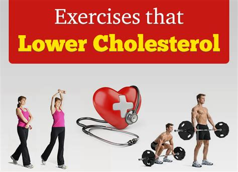 Cholesterol exercise lower picture 6