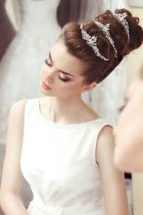 bridesmaid hair styles wedding picture 9