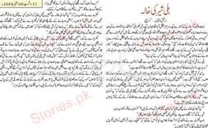 gandi khani urdu picture 10