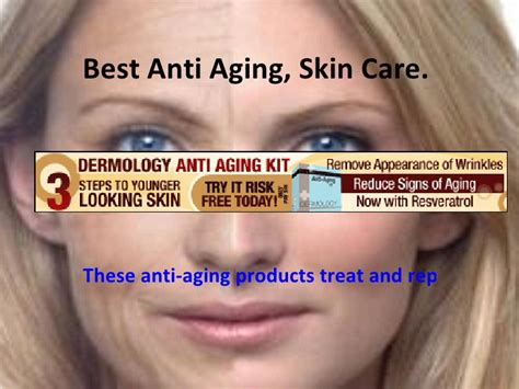 what anti aging products does mayo clinic suggest picture 8