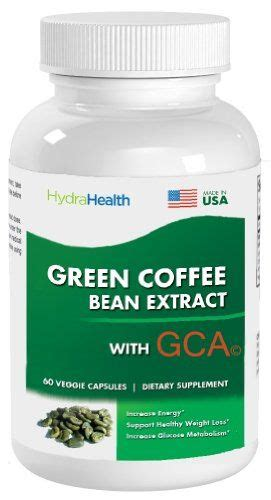 green coffee bean extract zero fillers picture 1