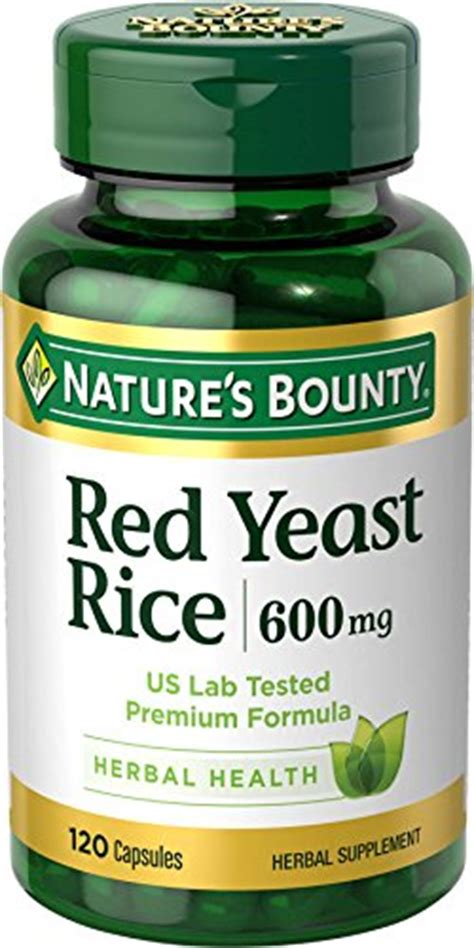 Low blood pressure and red yeast rice tablets picture 4
