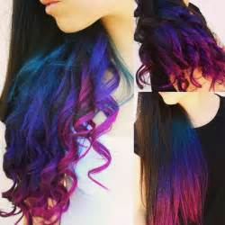 can hair extensions be colored dyed picture 2