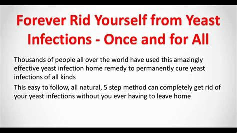 yeast infection home remedies picture 11