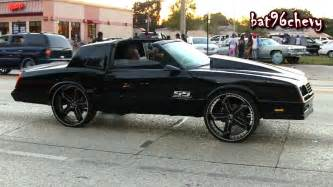 muscle cars with 24 inch rims picture 7
