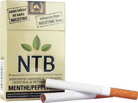 nbt tobacco free herbal cigarettes picture 1