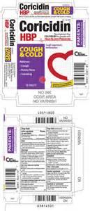 Coricidin high blood pressure picture 9