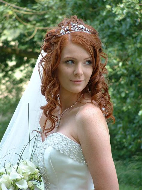 beautiful hair dos for brides picture 2