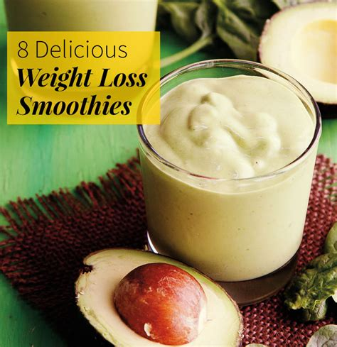 weight loss smoothies picture 7